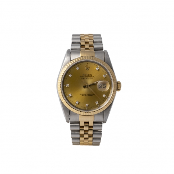 Rolex Datejust Acciaio e oro
